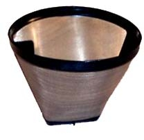 #2 Cone Shaped Coffee Filter, 4-8 Cups, with inner grasp