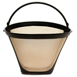 #4 Cone Shaped Coffee Filter, 10-12 Cups