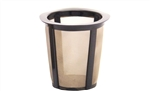 Gold Tone 1-Kup (TM) Reusable Coffee Filter
